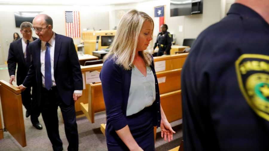 Guyger convicted in shooting