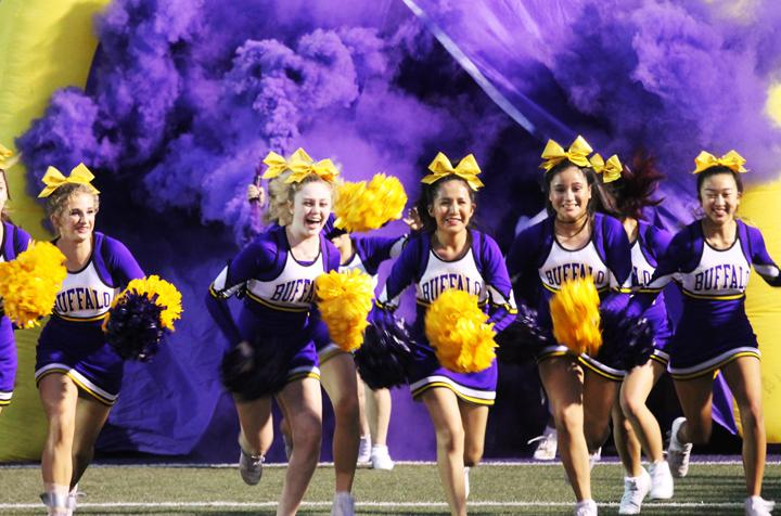 Picture of the Week: Cheer