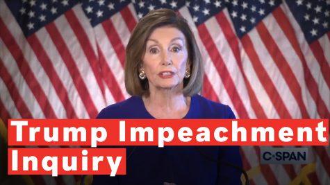 Impeachment inquiry poses threat to campaign future