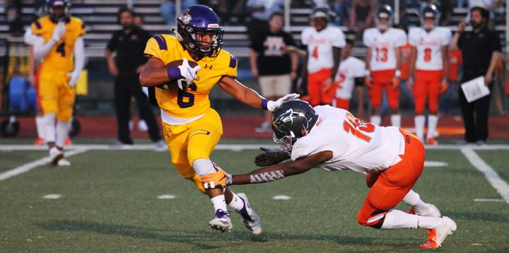 Bison pull in win against Westwood