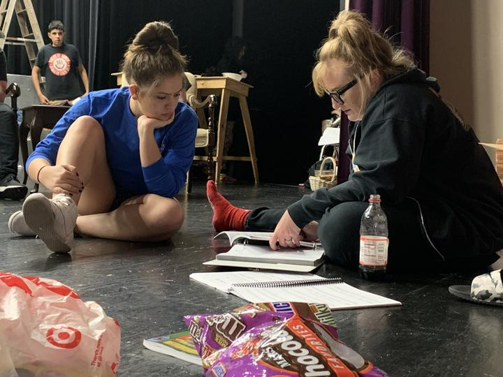 Musical casts pulls an all-nighter