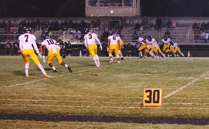 Bison win over Mildred