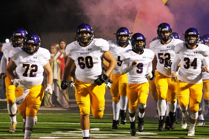 Bison wrap up district play, prep for playoffs