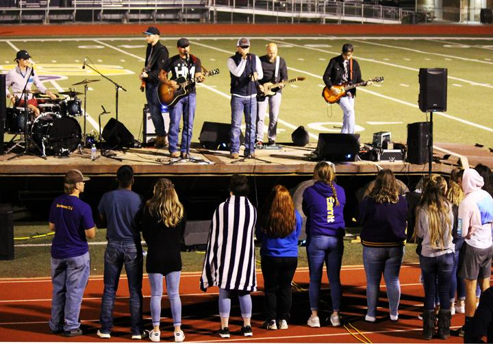 Bison for Christ hosts Fields of Faith