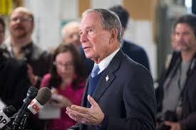 Bloomberg considers presidential run