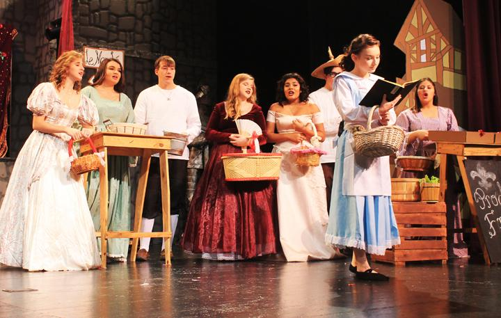 Theatre produces musical