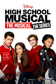 High School Musical now on Disney+