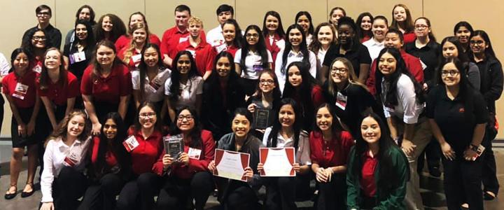 FCCLA dominates at regional conference