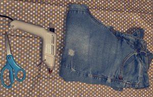 DIY: No-show peek-a-boo patches