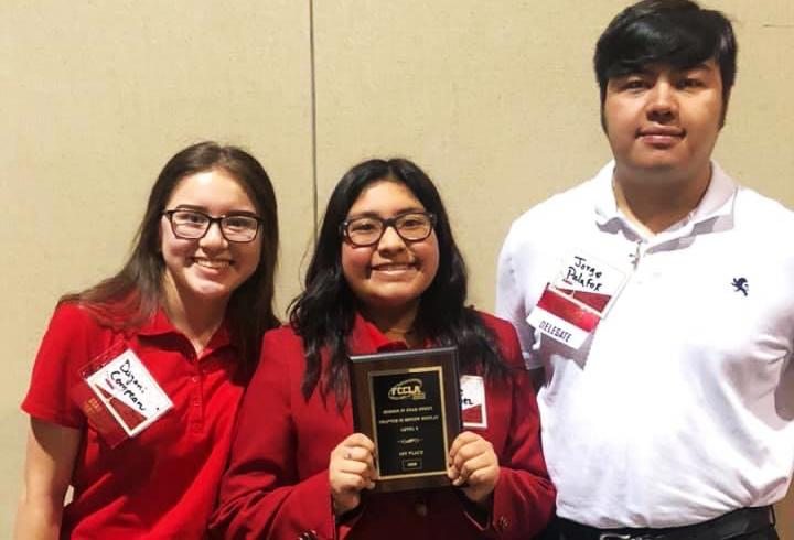 FCCLA groups advance to nationals