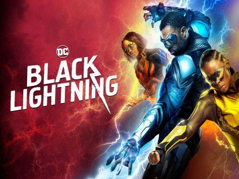 Superhero series is electrifying