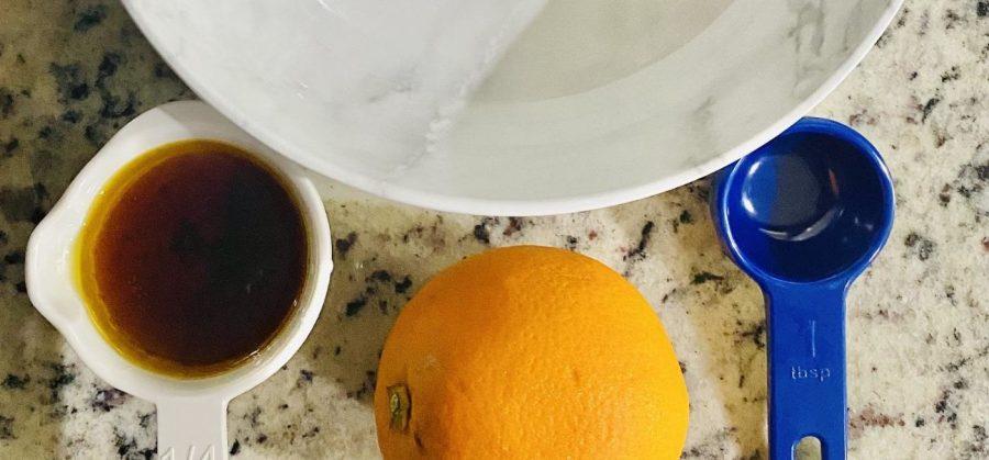 DIY: Honey Citrus Mask