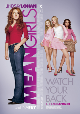 Checking out the Oldies: Mean Girls