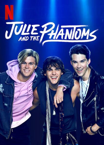 Society mirrored in Julie and the Phantoms