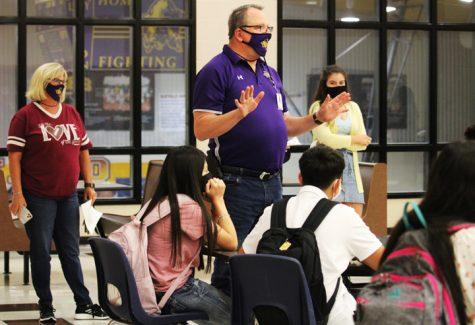 Spotlight: Principal John Clements