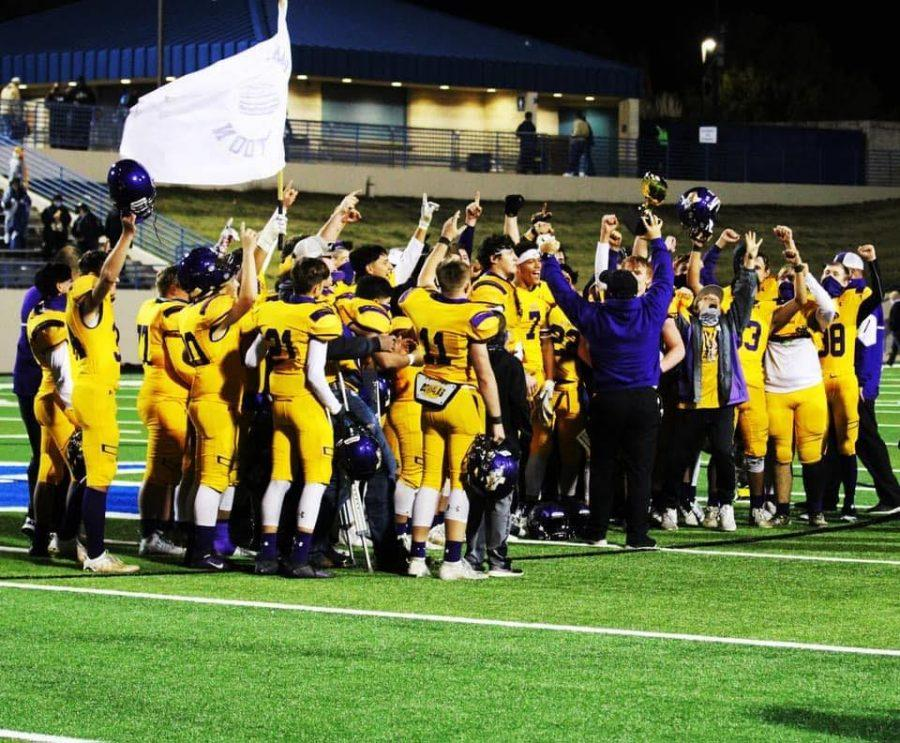 Bison make history with win over Rogers