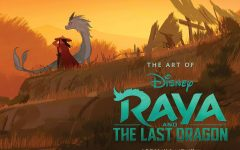 Raya and the Last Dragon features beautiful scenes