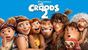 The Croods: New Age is a terrific family film